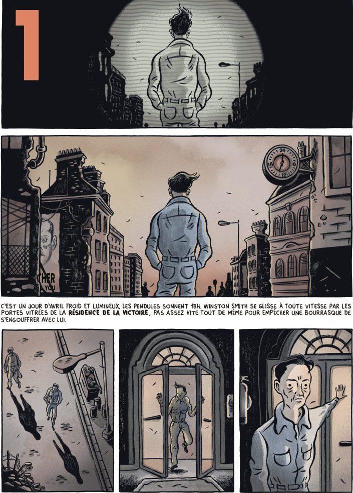 nesti première page 1984