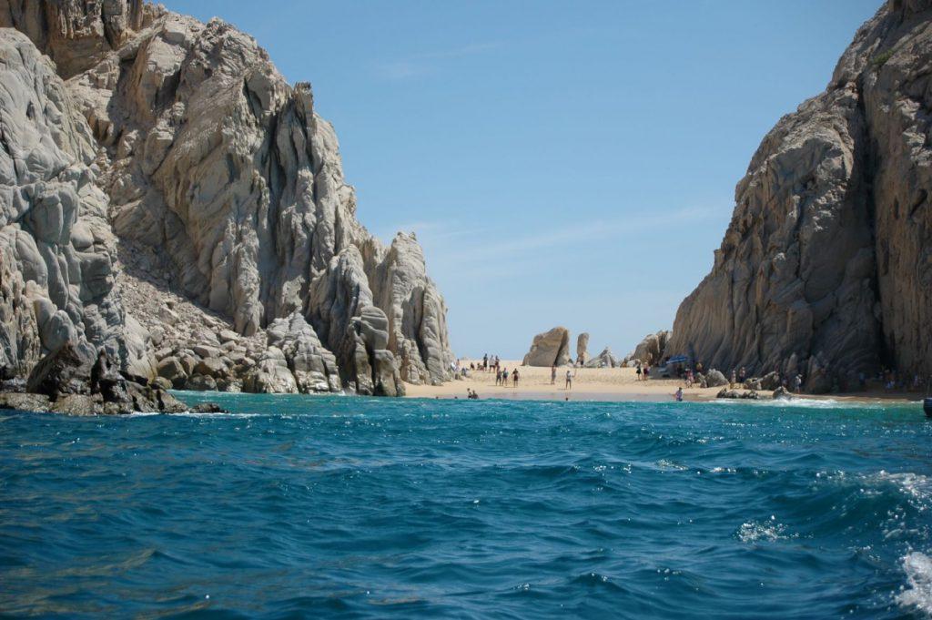 plage de San Lucas en Basse-Californie
