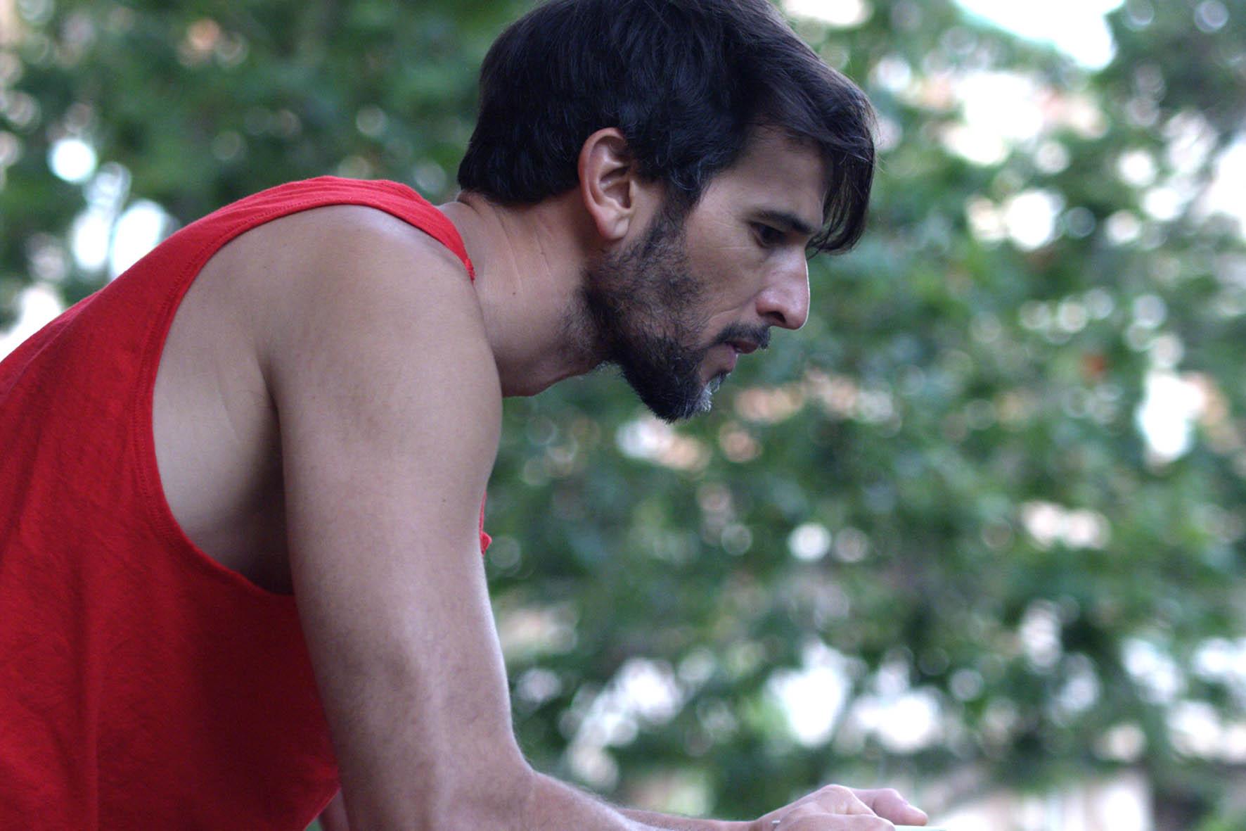 Juan Barberini dans le rôle d'Ocho