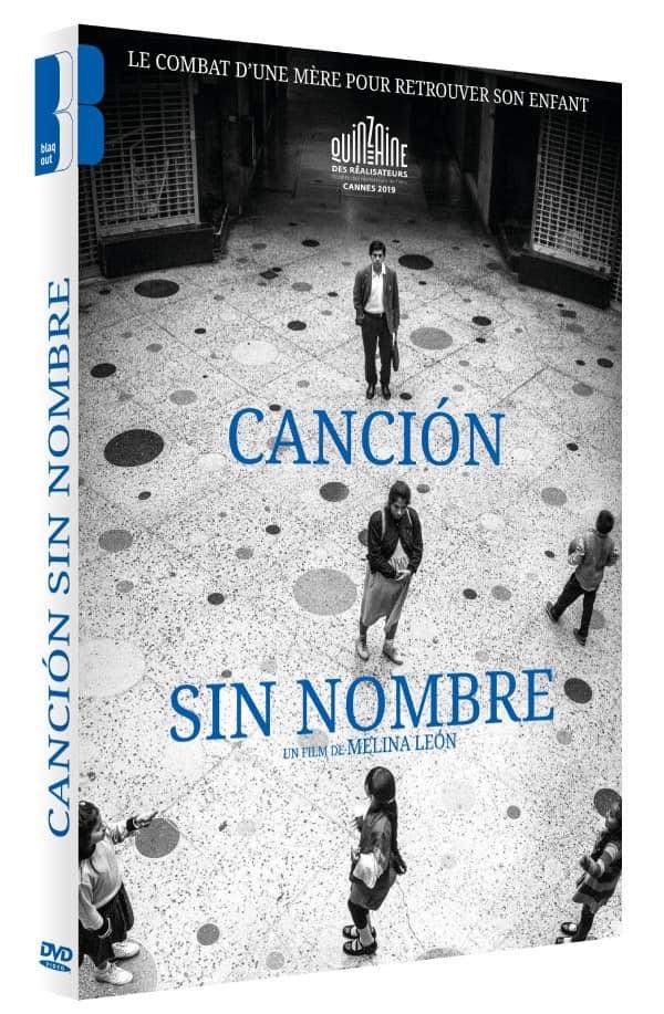 DVD CACION SIN NOMBRE