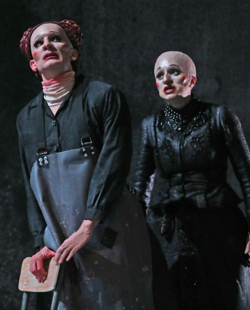 copi munstrum theatre