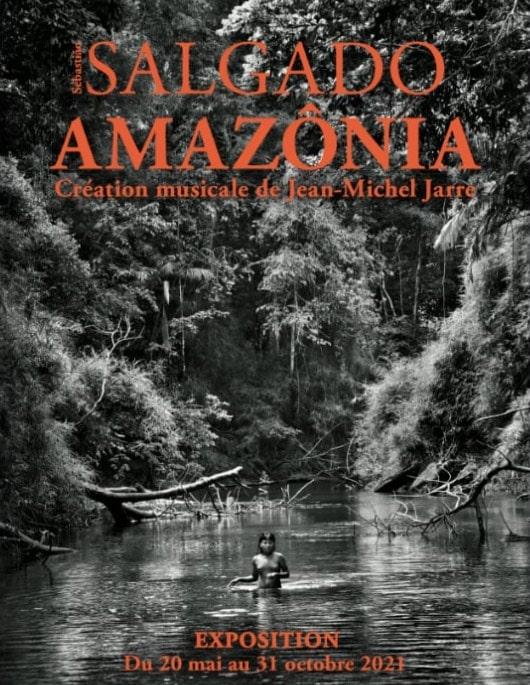 affiche expo salgado amazonia