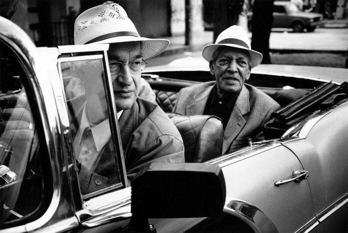 Wim Wenders et Compay Segundo