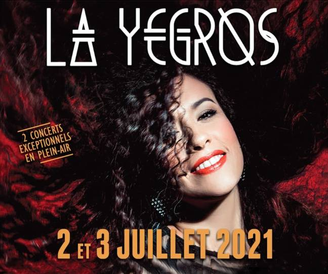 La Yegros Cabaret Sauvage