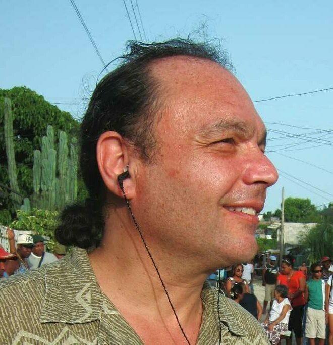 Gianluca Tramontana à Cuba pour le projet Changüí