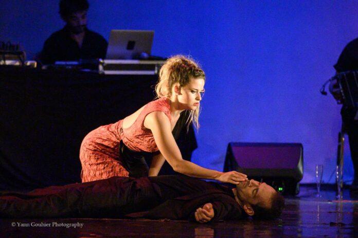 photo du spectacle Roméo et Juliette Tango