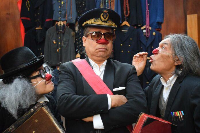 photo de la pièce el presidente Colacho