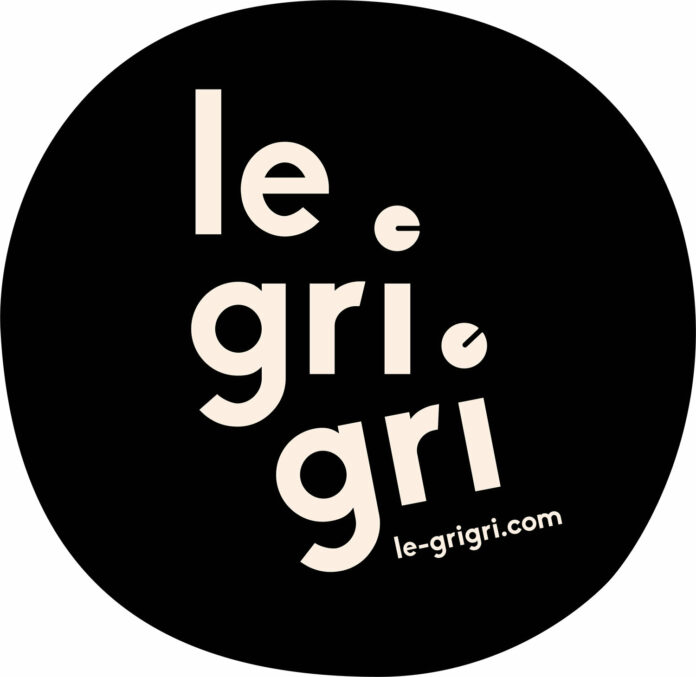 Logo Le grigri webradio