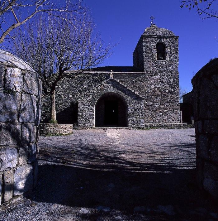 Santuario O Cebreiro